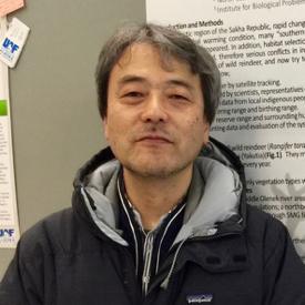 立澤史郎(北海道大学助教)